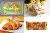 Precio semiautomático de la empaquetadora del rodillo de pan de la fábrica de Foshan