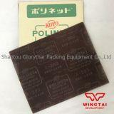 Ineinander greifen-Schmirgelleinen Aluminiumoxyd-Japan-Koyo
