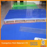 Панель плексигласа панели PMMA цвета акриловая пластичная