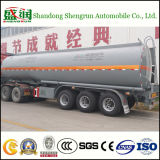 3-Axle isolierte Bitumen-Transport-Tanker