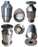 Sic/фильтр керамического сота кордиерита тепловозный частичный (карбид кремния) DPF для двигателя дизеля