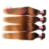 Волосы Weave новой оптовой цены прибытия белокурые бразильские
