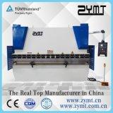 Freio da imprensa da máquina de dobra do metal de folha do Nc/aço inoxidável/máquina dobra hidráulica da placa