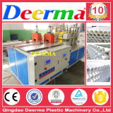 Belüftung-Rohr-Plastikmaschine/Plastikextruder-Maschine für Belüftung-Rohr