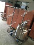 Machine de remplissage de centre de chocolat de machine de chocolat personnalisée