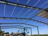 Construction préfabriquée de bride de fixation d'avion de bâti normal est en métal