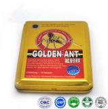 Aumento sessuale eccellente della formica del rinforzatore maschio di erbe dorato del sesso