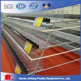 Gaiolas da galinha da gaiola de Jinfeng 2-5tiers para a criação de animais