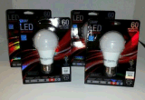 DEL allumant l'emballage économiseur d'énergie 3W-15W de peau de lampe d'ampoule