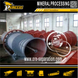 Clay Gold Sand Ore Rotary Drum Scrubber Gold Wash Machine