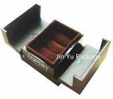 Коробка индикации ювелирных изделий подарка ювелирных изделий тавра Jy-Jb179 пластичная кожаный