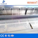 Processo de tecelagem do tear do jato do ar da atadura da gaze