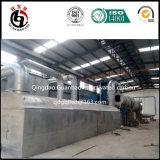 Betätigte Holzkohle, die Maschine in Kolumbien herstellt