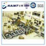제지 공장에 있는 서류상 감싸는 기계의 중국 공급자