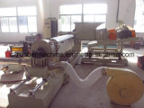 Einzelner Schrauben-Granulierer/hoher gefüllter Meister-Stapel granulierender Maschinen-/Kalziumkarbonat-Masterstapel-Granulierer