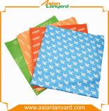 Qualität Cunstom PolyesterBandana mit Firmenzeichen