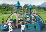 Campo da giuoco esterno dei bambini di Kaiqi insieme ai multi giochi del gioco (KQ60145C)