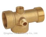 Peça de bronze fazendo à máquina da bomba da válvula de bronze do CNC/peças das peças do forjamento peça do forjamento/maquinaria/metal/automóvel/peça de aço do forjamento/forjamento de alumínio/conetores