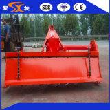 Machine agricole / jardinière avec transmission latérale