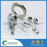 Подгонянные алюминием магниты различного алника кобальта никеля формы постоянные