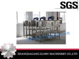 Hoge snelheid 450bpm de Automatische Koker van het Etiket van de Fles krimpt Machine