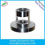 Части CNC изготовленный на заказ алюминия поворачивая, части CNC точности алюминиевые для фильтра