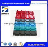 Гальванизированный стальной лист для листа толя Roofing/PPGI Roofing/Gl