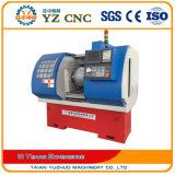Preiswerte chinesische Legierungs-Rad CNC-Drehbank - Diamant-Ausschnitt-Rad-Felgen-Reparatur drechselt Maschine