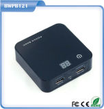 La Banca del external Rechargeable Power del USB con Digital Video Your Mobile Back-up Charger