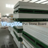 Pvc Wall Panel en Marble Decorations Profile Making Line van pvc van Mable UV