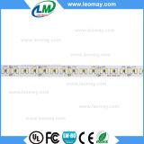 Tiras flexíveis do diodo emissor de luz da qualidade 24V SMD3014 240LEDs de Suprior