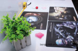 カスタム印刷を用いるゴム製ネオプレンのゲームのマウスパッドの専門の工場