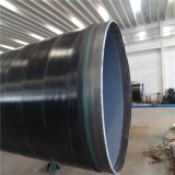 Fbe 3lpe CoatingのAwwa CSA Water Steel Pipe