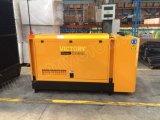 gerador Diesel silencioso de 38kVA Yuchai para o projeto de construção com certificações de Ce/Soncap/CIQ/ISO
