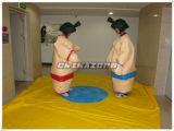 Nuovo tipo fatto giochi lottanti del pannello esterno di sport del vestito di Sumo