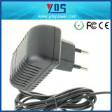 adaptador de enchufe de pared de la UE de 12V 400mA