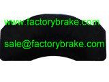 Almofada de freio resistente Wva 29125