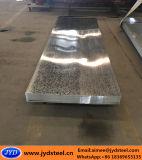 Piatto d'acciaio galvanizzato di taglio