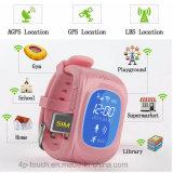 Het multi GPS van de Jonge geitjes van Talen Horloge van de Drijver met Drievoudige Positie (H3)