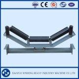 Зевака ленточного транспортера стальные/ролик транспортера