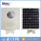 Tempo de descarga prolongado 5W LED Solar Lawn Lights for Garden