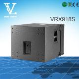 Vrx918s는 18inch 수동적인 베이스 Subwoofer 스피커를 골라낸다