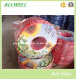 Труба пробки брызга воздуха шланга трубы давления PVC пластичная высокая