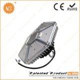 Indicatore luminoso basso della baia LED del UFO di E40 130lm/W 150W alto