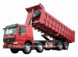 Sinotruck HOWO A7 8X4 6X4 4X2 Tripper Truck