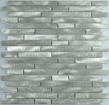 De in het groot Tegel van het Mozaïek van het Aluminium van de Muur van de Keuken