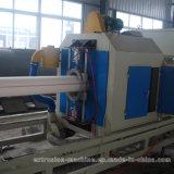 Máquina da extrusão da tubulação do HDPE para a água e o abastecimento de gás