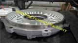 端の盾またはモーターカバーまたは鉄の鋳造か最終的な機械化
