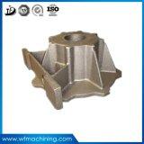 Carcaça personalizada OEM do metal da precisão de China para os suportes do metal