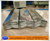屋根のアプリケーションの亜鉛によって電流を通される隆起部分